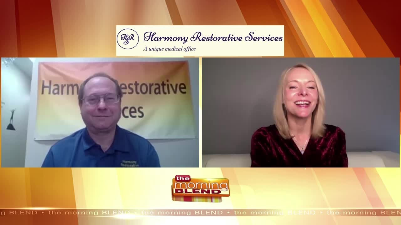 The Morning Blend with Harmony Restorative Services 1/7/21