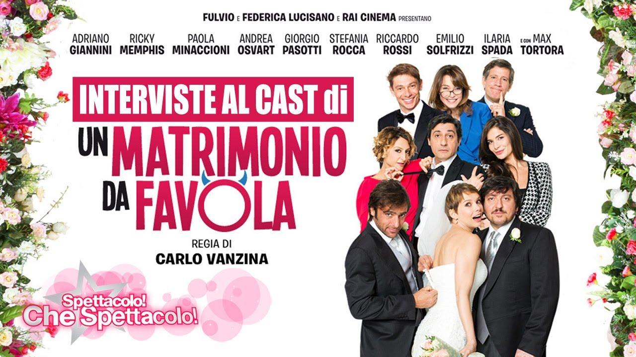 Un Matrimonio Da Favola Ricky Memphis Emilio Solfrizzi Giorgio Pasotti Stefania Rocca Youtube