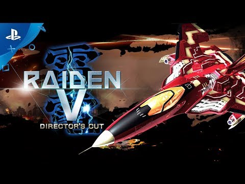 Raiden V: Director's Cut Youtube Video