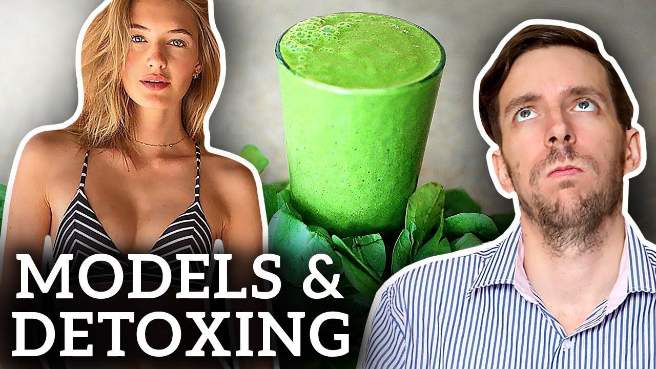 Nutritionist Reviews Vegan Model's Detox Day Of Eating