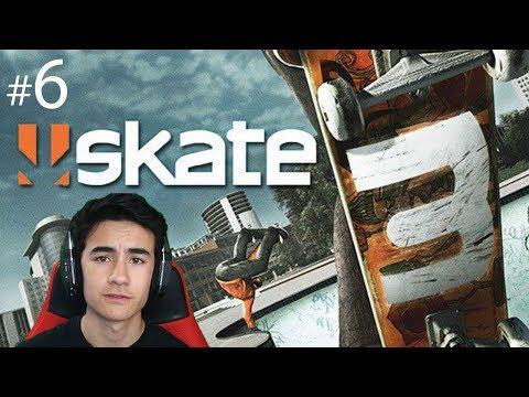 Skate 3: Let's Play! Episode 6 - Carverton Carvathon (Walkthrough/Story)