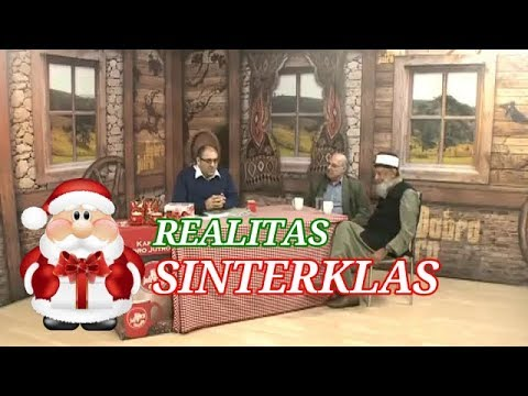 Imran Hossein - The Truth About Santa Claus (Subtitles Indonesia)