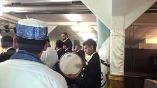 Mawlid 2014 in Herford (albanisch)