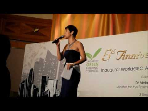 FLY Host: Nikki Muller -  Inaugural WorldGBC Asia Pacific Awards