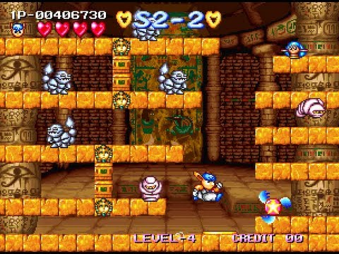 Arcade Longplay [286] Bang Bang Buster