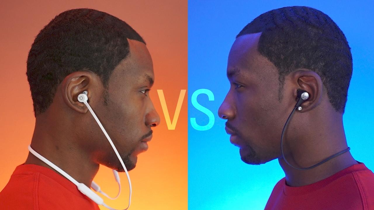 53af2e39267 SHOWDOWN: Beats X vs JayBird X3! - YouTube