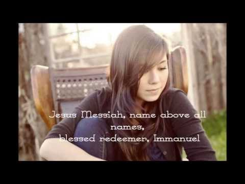 Jesus Messiah - Rachel Chan