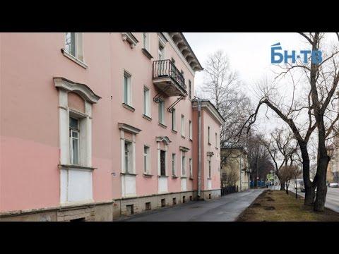 Улица Савушкина: от коттеджей до башен