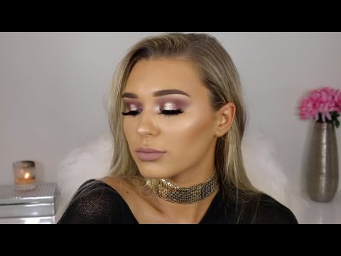 Full Coverage & Halo Eye Makeup Tutorial