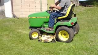 John Deere 260 Lawn mower