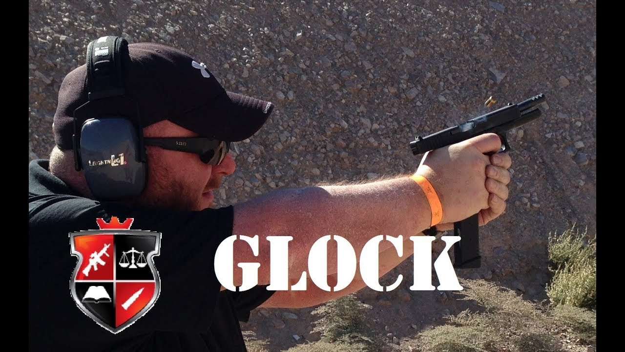 Glock Pistols History, Detail Assembly and Machine Pistol