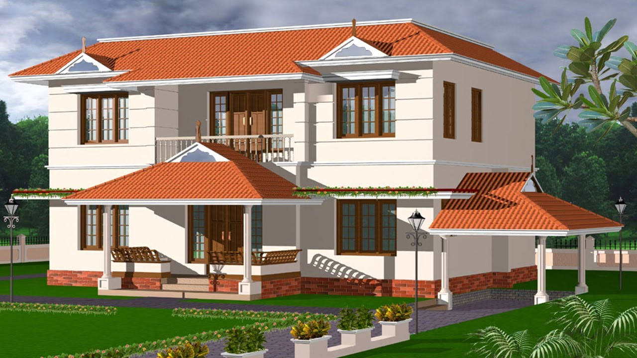 New 3d house project youtube for New house project