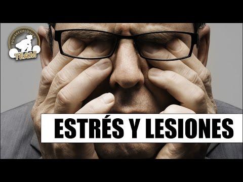 CÓMO EVITAR LESIONES GESTIONANDO EL ESTRÉS