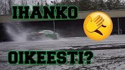 Ammattikoulu + superauto = paskarinkiä loskassa | PT Vatanen