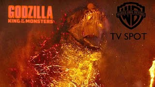 Burning Godzilla Awakens — Godzilla: King of the Monsters TV SPOT