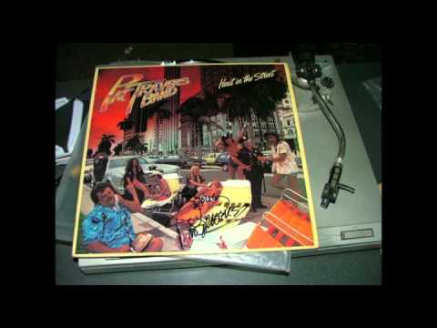 Pat Travers Band - Killer's Instinct (Heat in the street lp)
