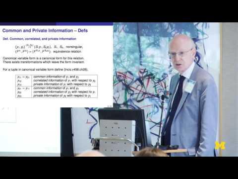 Jan van Schuppen | Interaction of Controllers