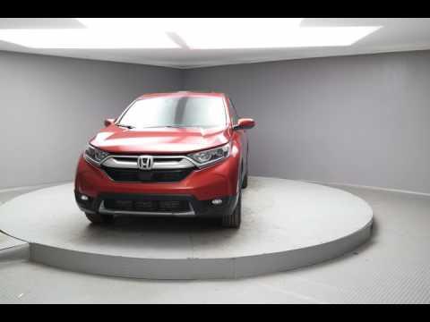 2017 Molten Lava Pearl Honda CR-V SUV #H177