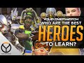 Overwatch: The Best Heroes To Learn