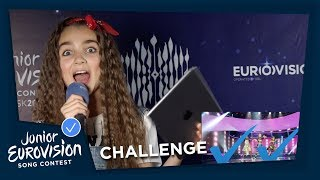 Challenge: Guess The Language - Junior Eurovision 2018