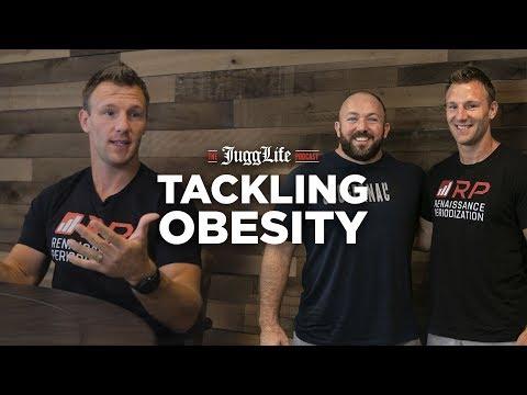 The JuggLife | Tackling Obesity | Dr. Spencer Nadolsky