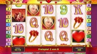 Queen of Hearts kostenlos spielen - Novomatic