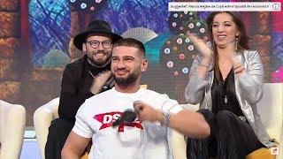 Dorian Popa și Pepe trebuie să recunoască o melodie mimată de Romică Țociu
