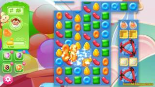 Candy Crush Jelly Saga Level 442 (3 star, No boosters)