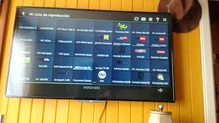 Conectar Smart TV AOC IPTV M3U CHILE
