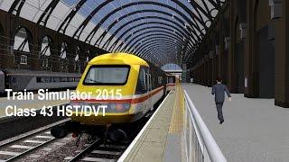 Train Simulator 2015 - Class 91 + Class 43 HST DVT  *PLEASE READ DESCRIPTION*