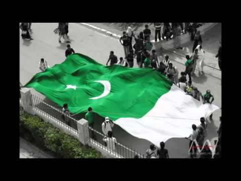 National Anthem of Islamic Republic of Pakistan by Shaan