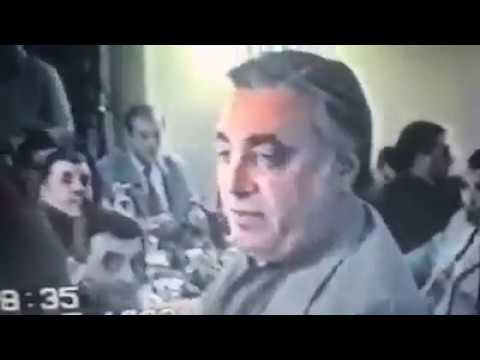 Սերժ Սարգսյանը Դեդ Հասանի հետ նույն խնջույքի ժամանակ