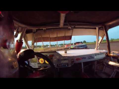 Roger 7/18/17 Feature Rapid Speedway