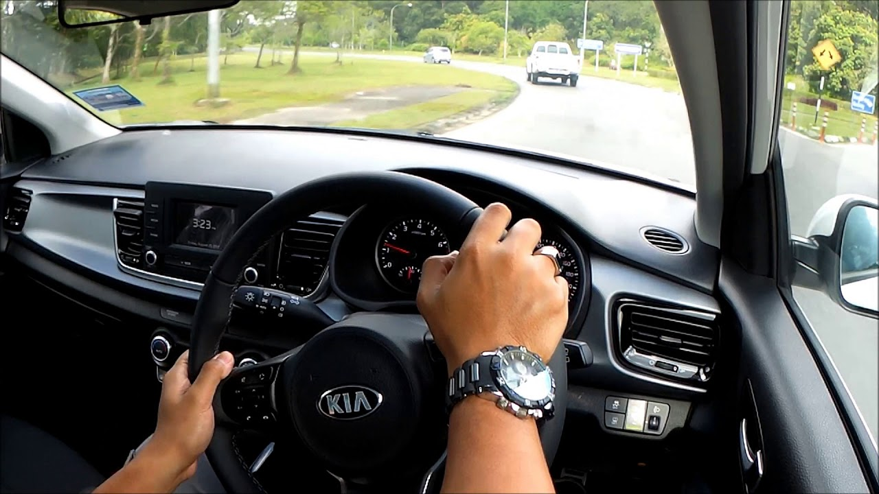 TEST DRIVE / POV NEW KIA RIO 2017 REVIEW MALAYSIA