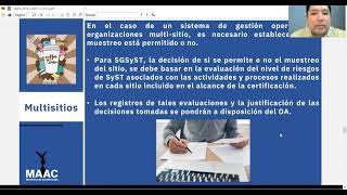 MD5:2019 y MD11:2013 Determinación del tiempo de auditoría