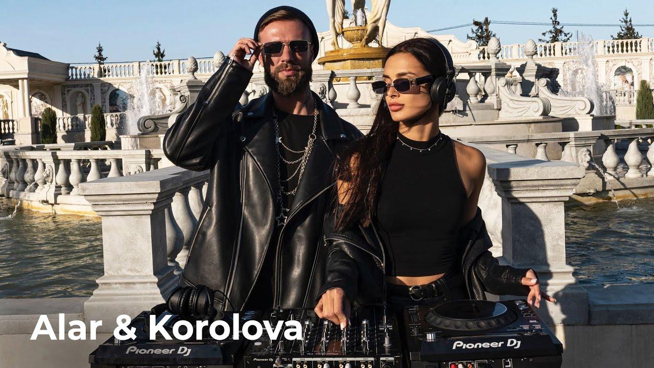 ALAR & KOROLOVA - Live @ Radio Intense 19.5.2021 / Progressive House & Melodic Techno DJ Mix