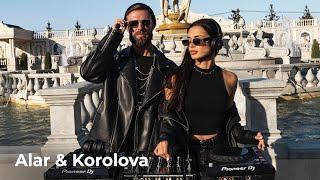 ALAR \u0026 KOROLOVA - Live @ Radio Intense 19.5.2021 / Progressive House \u0026 Melodic Techno DJ Mix