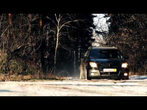 Фото к видео: Обзор Pontiac Vibe с пробегом