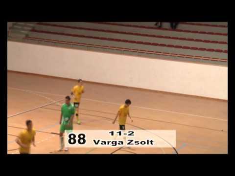 Ferencváros-BME Docler Akadémia II. futsal összefoglaló 2011/12 21. forduló