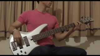 Nícolas Lopes - The Turning (Bass Cover)