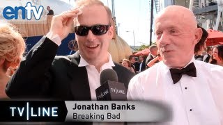 EMMYS 2012: Breaking Bad Bob Odenkirk &  Jonathan Banks, Season 6 Spoilers & More! ENTV