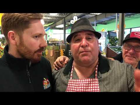 Chef Peter Costa. Sauce italienne Vegan au Potager!