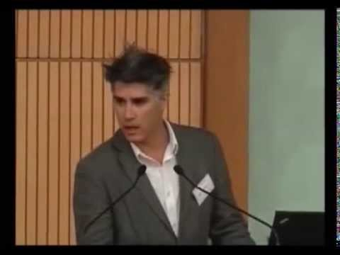 "Alejandro Aravena: ""Uncommon sense and the Economy of Sustainable Construction"" - Holcim Forum 2013"