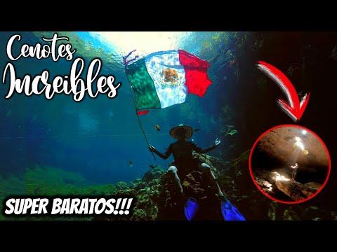 ✔️ Descubrimos 1 lugar secreto  😱 RIVIERA MAYA Increíble 🟩 TOUR que DEBES HACER en Cancun ▶ BARATO
