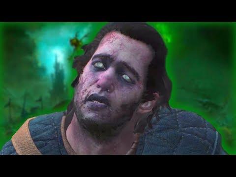 Witcher 3 - Is Necromancy Evil? - Witcher Lore