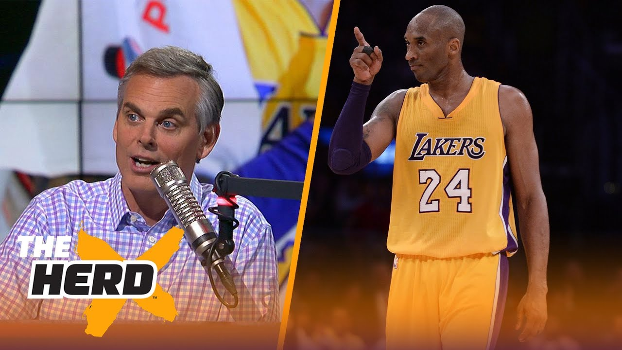 The Los Angeles Lakers' current and future Mount Rushmore | THE HERD