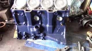 видео Блок цилиндров двигателя ВАЗ 2108/09