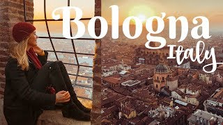 A Day in BOLOGNA, ITALY | Travel Diary