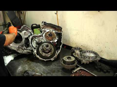 09A Transmission - Teardown Inspection - VW Jetta
