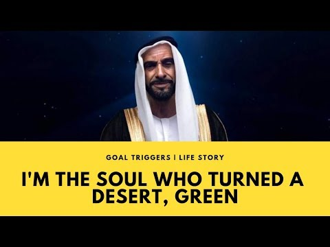 Sheikh Zayed Motivational Video | UAE National Day Special | Goal Triggers